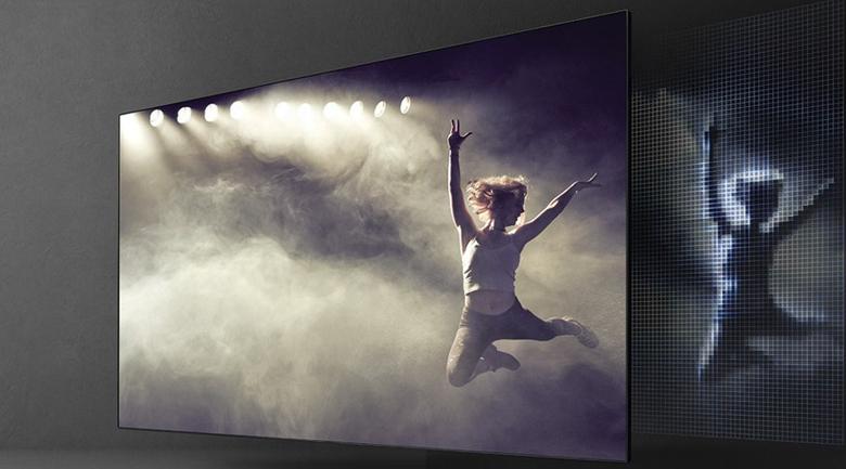 Smart Tivi QLED Samsung 4K 65 inch QA65LS03T - Supreme UHD Dimming
