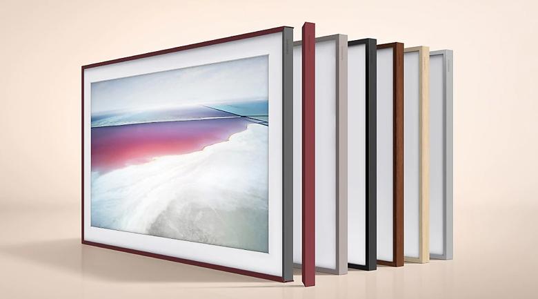 Smart Tivi QLED Samsung 4K 65 inch QA65LS03T - Nhiều lựa chọn khung viền