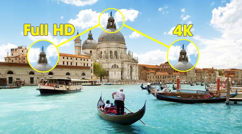 Smart Tivi QLED Samsung 4K 65 inch QA65LS03T - 4K
