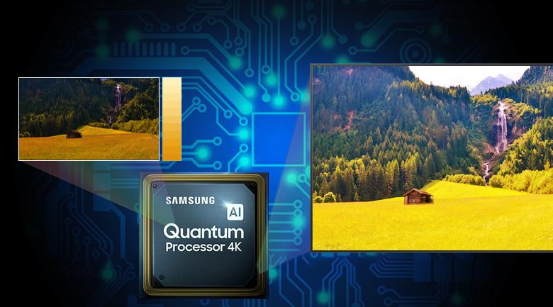 Smart Tivi QLED Samsung 4K 65 inch QA65LS03T - Quantum 4K Processor