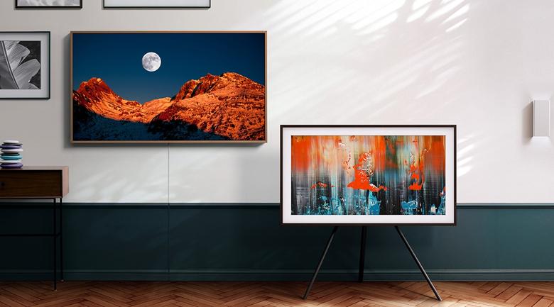 Smart Tivi QLED Samsung 4K 65 inch QA65LS03T - Art Mode