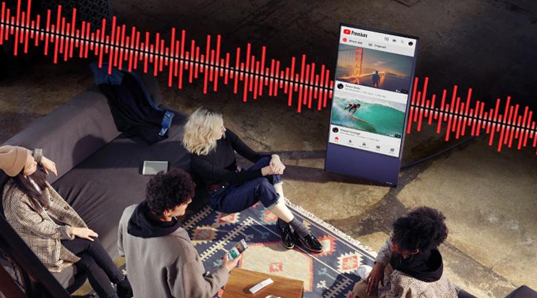 Smart Tivi QLED Samsung 4K 43 inch QA43LS05T - AVA