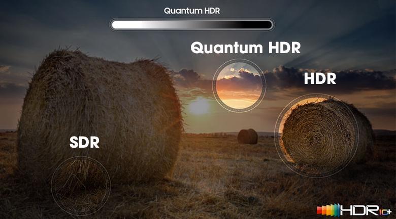 Smart Tivi QLED Samsung 4K 43 inch QA43LS05T - Quantum HDR, HDR10+