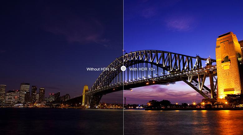 Android Tivi QLED TCL 4K 55 inch 55C815 - Công nghệ HDR10+