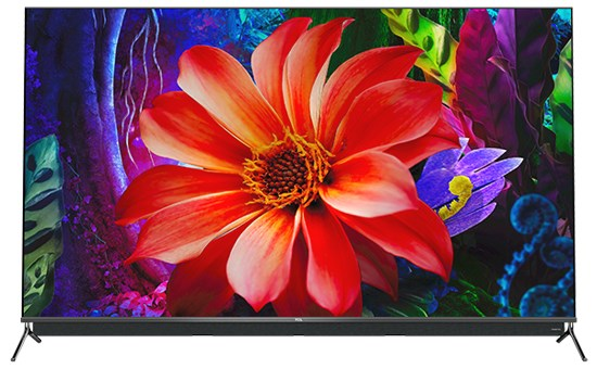 """Android TV QLED 4K  55"""""""