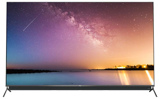 Android TV QLED 4K  55""