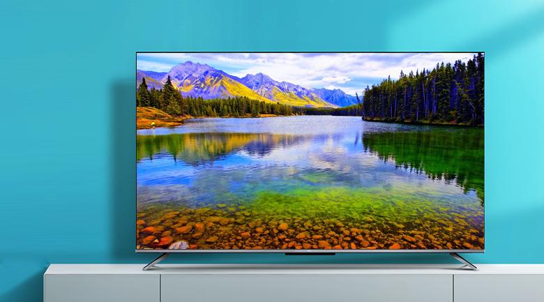 Android Tivi TCL 55 inch L55P715 - Thiết kế khung viền siêu mỏng