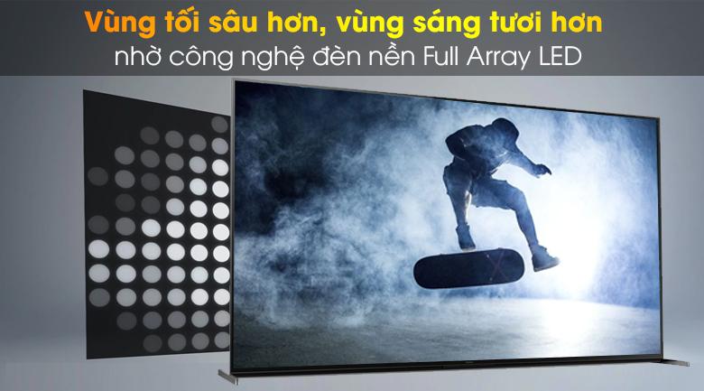 Android Tivi Sony 8K 85 inch KD-85Z8H - Full Array LED