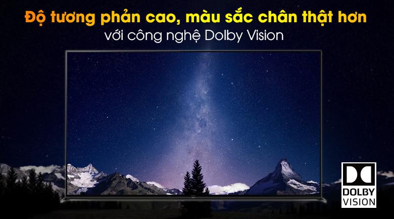 Android Tivi Sony 8K 85 inch KD-85Z8H - Dolby Vison