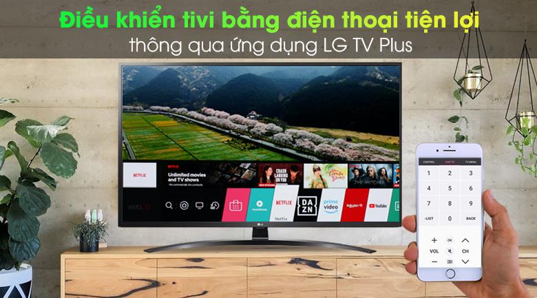 LG TV Plus - Smart Tivi LG 4K 43 inch 43UN7400PTA