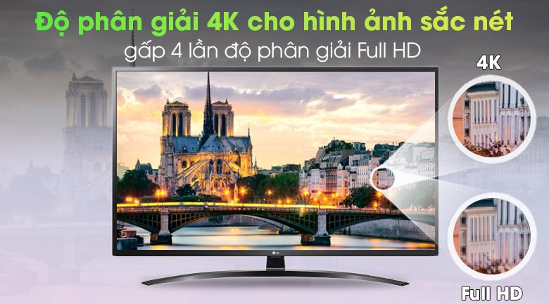 Ultra HD 4K - Smart Tivi LG 4K 43 inch 43UN7400PTA