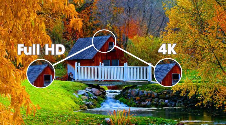 Smart Tivi LG 4K 49 inch 49UN7400PTA - 4K