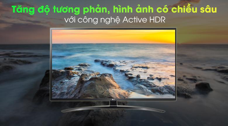 Smart Tivi LG 4K 49 inch 49UN7400PTA - Active HDR