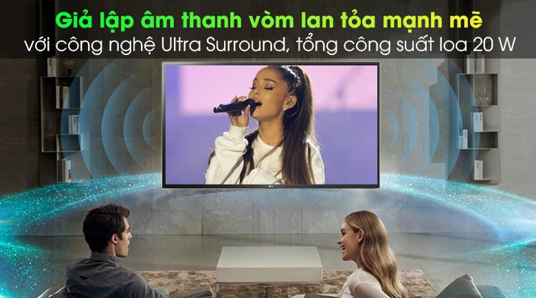 Smart Tivi LG 4K 49 inch 49UN7400PTA - Ultra Surround