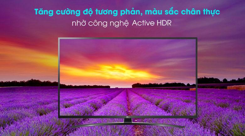 Smart Tivi LG 4K 55 inch 55UN7400PTA - Active HDR