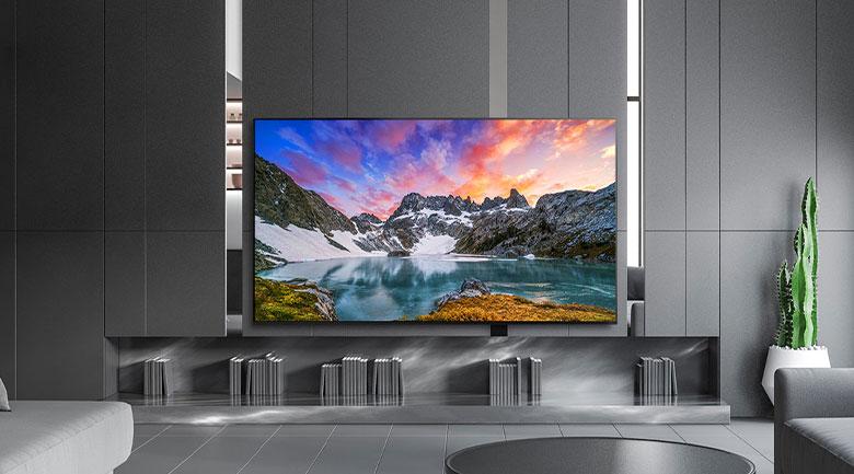 Smart Tivi LG 4K 55 inch 55NANO81TNA - Thiết kế