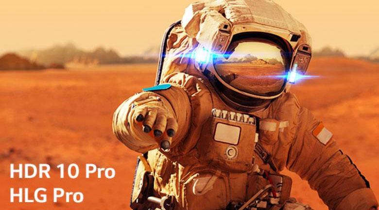 Smart Tivi NanoCell LG 4K 55 inch 55NANO81TNA - Công nghệ 4k Active, HDR 10+ và HLG Pro