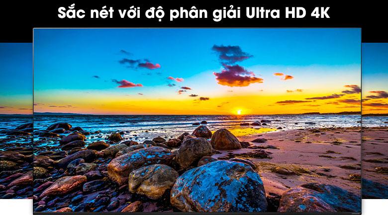 Smart Tivi NanoCell LG 4K 55 inch 55NANO81TNA - Độ phân giải Ultra HD 4K