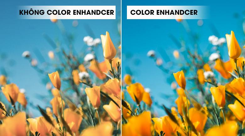 Smart Tivi LG 4K 65 inch 65NANO81TNA - Công nghệ Advanced Color Enhandcer cho hình ảnh sống động