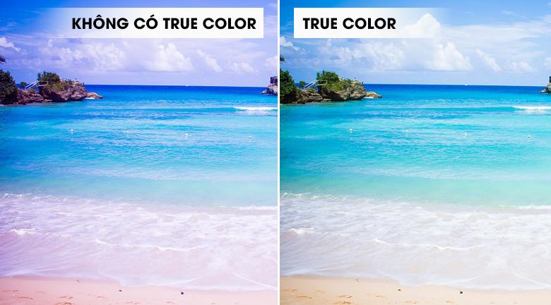 Smart Tivi LG 4K 65 inch 65NANO81TNA - Công nghệ True Color cho hình ảnh hiển thị đúng màu sắc, chân thật