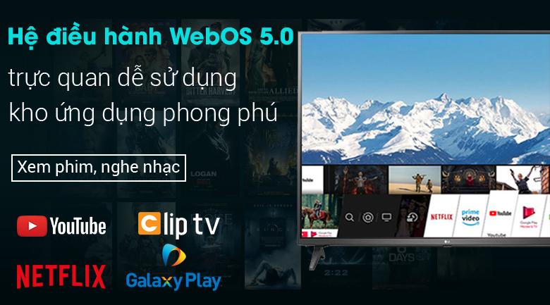 Smart Tivi LG 4K 55 inch 55UN7290PTF - WebOS 5.0