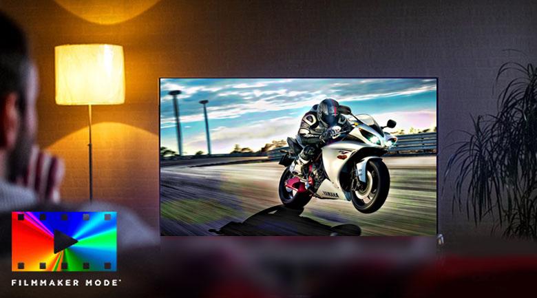 Công nghệ FilmMaker Mode - Smart Tivi LG 4K 75 inch 75UN7290PTF