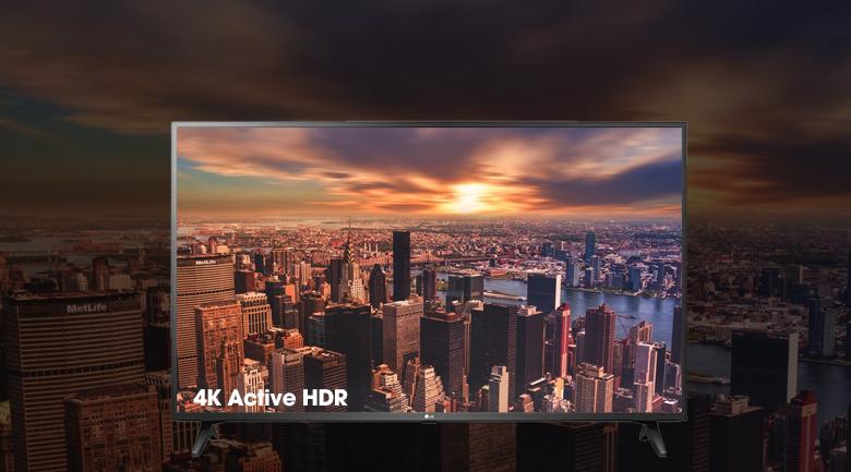 4K Active HDR - Smart Tivi LG 4K 75 inch 75UN7290PTF