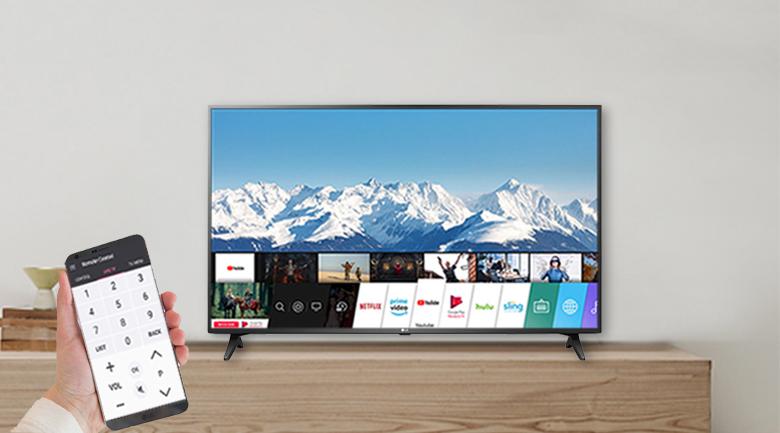 LG TV Plus - Tivi LED LG 75UN7290PTF