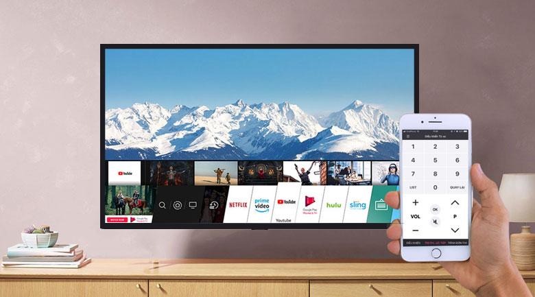 LG TV Plus - Smart Tivi OLED LG 4K 55 inch 55BXPTA