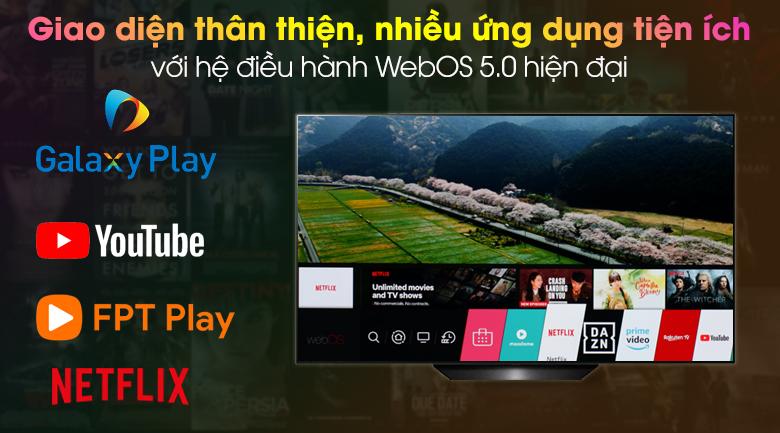 Smart Tivi OLED LG 4K 65 inch 65BXPTA - WebOS 5.0