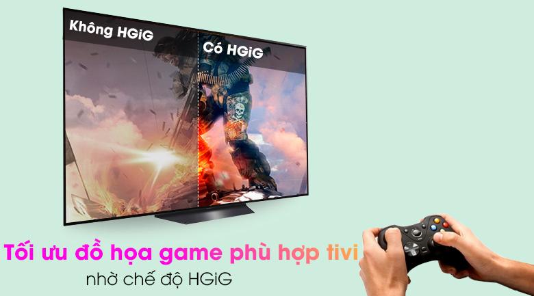 Smart Tivi OLED LG 4K 65 inch 65BXPTA - HGiG