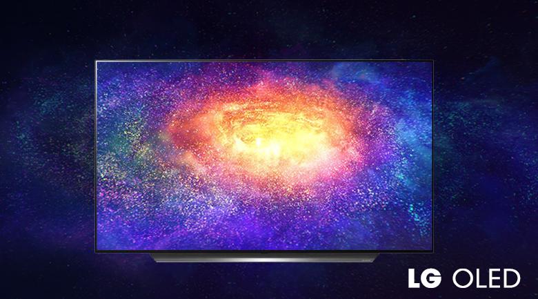Công nghệ màn hình OLED tự phát sáng - Tivi OLED LG 55CXPTA
