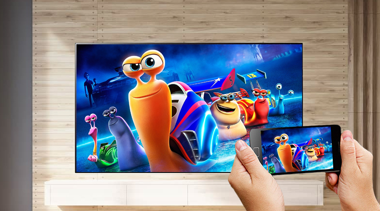 Smart Tivi OLED LG 4K 55 inch 55CXPTA - Screen Mirroring, AirPlay 2