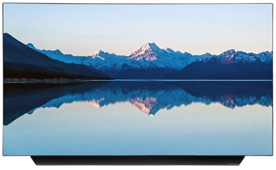 "Smart TV OLED 4K  55"""
