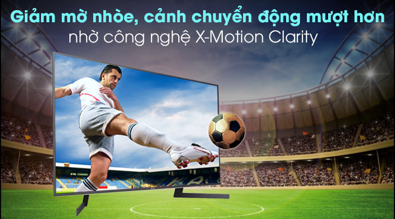 Android Tivi Sony 4K 49 inch KD-49X9500H -X-Motion Clarity™