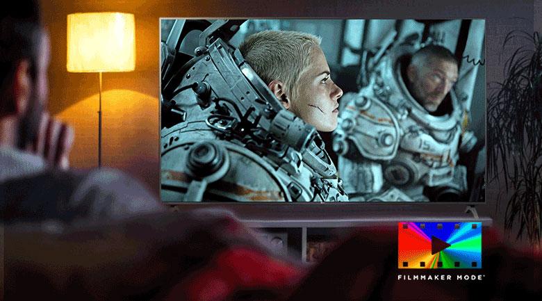 Smart Tivi LG 4K 49 inch 49UN7290PTF - FilmMaker Mode