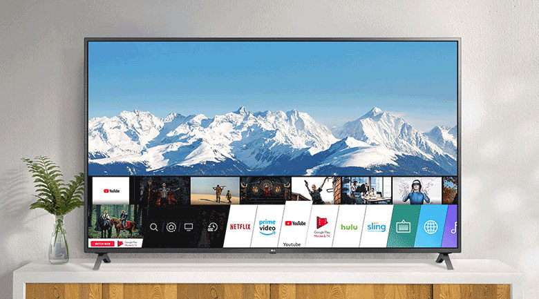 Smart Tivi LG 4K 49 inch 49UN7290PTF - WebOS Smart TV