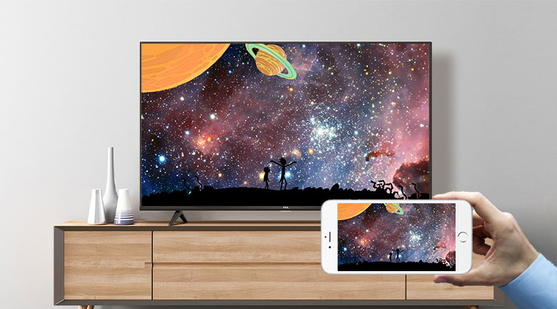 Android Tivi TCL 4K 43 inch 43P615