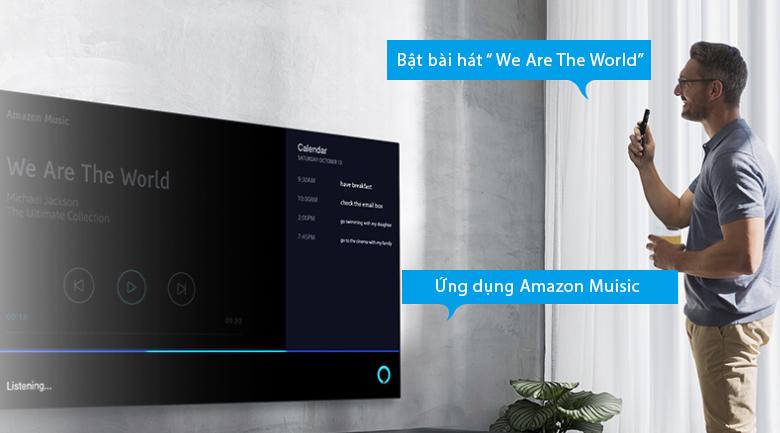 Giọng nói - Android Tivi TCL 4K 55 inch 55P615