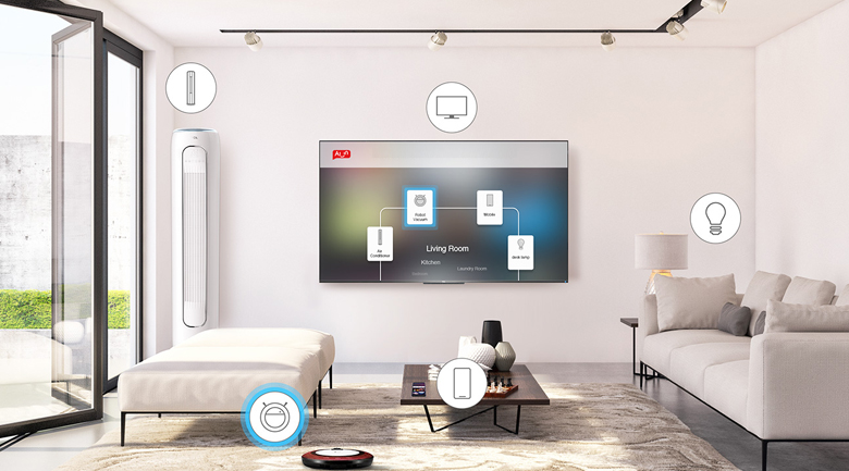 Android Tivi TCL 4K 65 inch 65P615 - TCL AI-IN