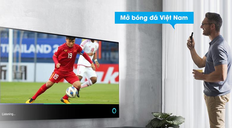 Android Tivi TCL 4K 65 inch 65P615 - Remote thông minh và Google Assistant