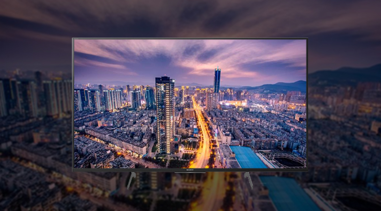 X-tended Dynamic Range PRO - Android Tivi Sony 4K 49 inch KD-49X8500H