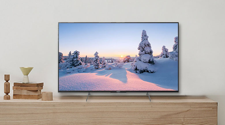 Thiết kế - Android Tivi Sony 4K 49 inch KD-49X8500H