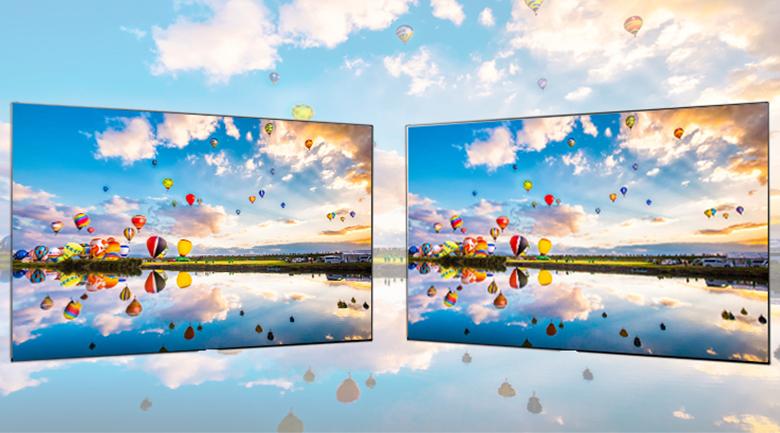 Smart Tivi NanoCell LG 4K 55 inch 55NANO86TNA  - Tấm nền IPS
