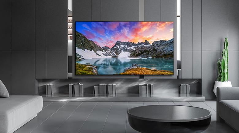 Smart Tivi NanoCell LG 4K 55 inch 55NANO86TNA - Thiết kế sang trọng
