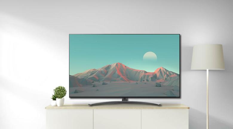 Thiết kế sang trọng - Smart Tivi NanoCell LG 4K 65 inch 65NANO86TNA