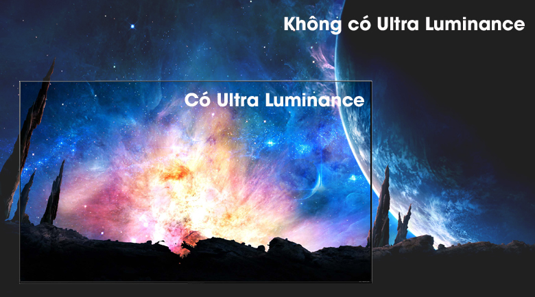 Ultra Luminance - Smart Tivi NanoCell LG 4K 65 inch 65NANO86TNA