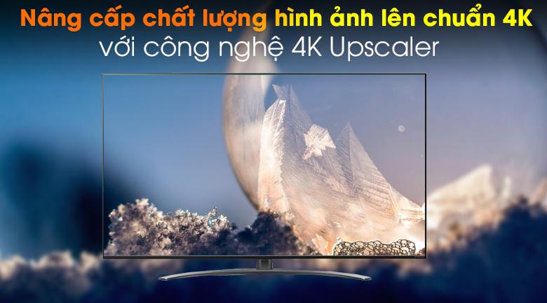 4K Upscaler - Smart Tivi NanoCell LG 4K 65 inch 65NANO86TNA