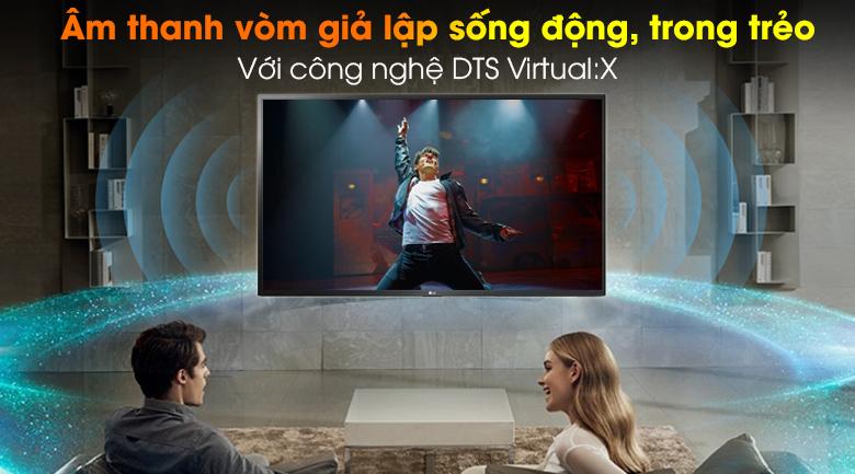 Giả lập âm thanh vòm sống động - Smart Tivi NanoCell LG 4K 65 inch 65NANO86TNA