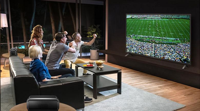 Âm thanh - Smart Tivi LG 4K 70 inch 70UN7300PTC